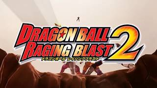 Dragon Ball Raging Blast 2 on rpcs3(ps3 emulator)intro + gameplay[HD]
