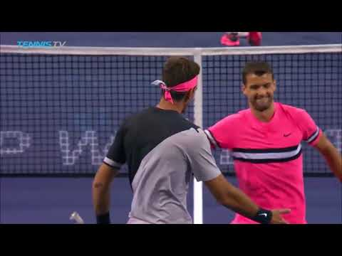Nadal, Djokovic & Federer in ATP Doubles Action!