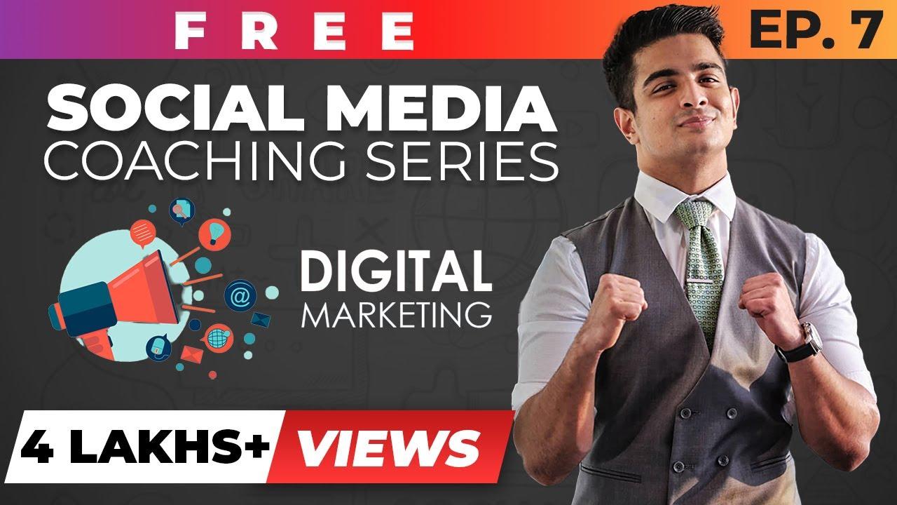 Top 5 Rules For GROWTH In Digital Marketing | Social Media Coaching Ep.7 | BeerBiceps हिंदी