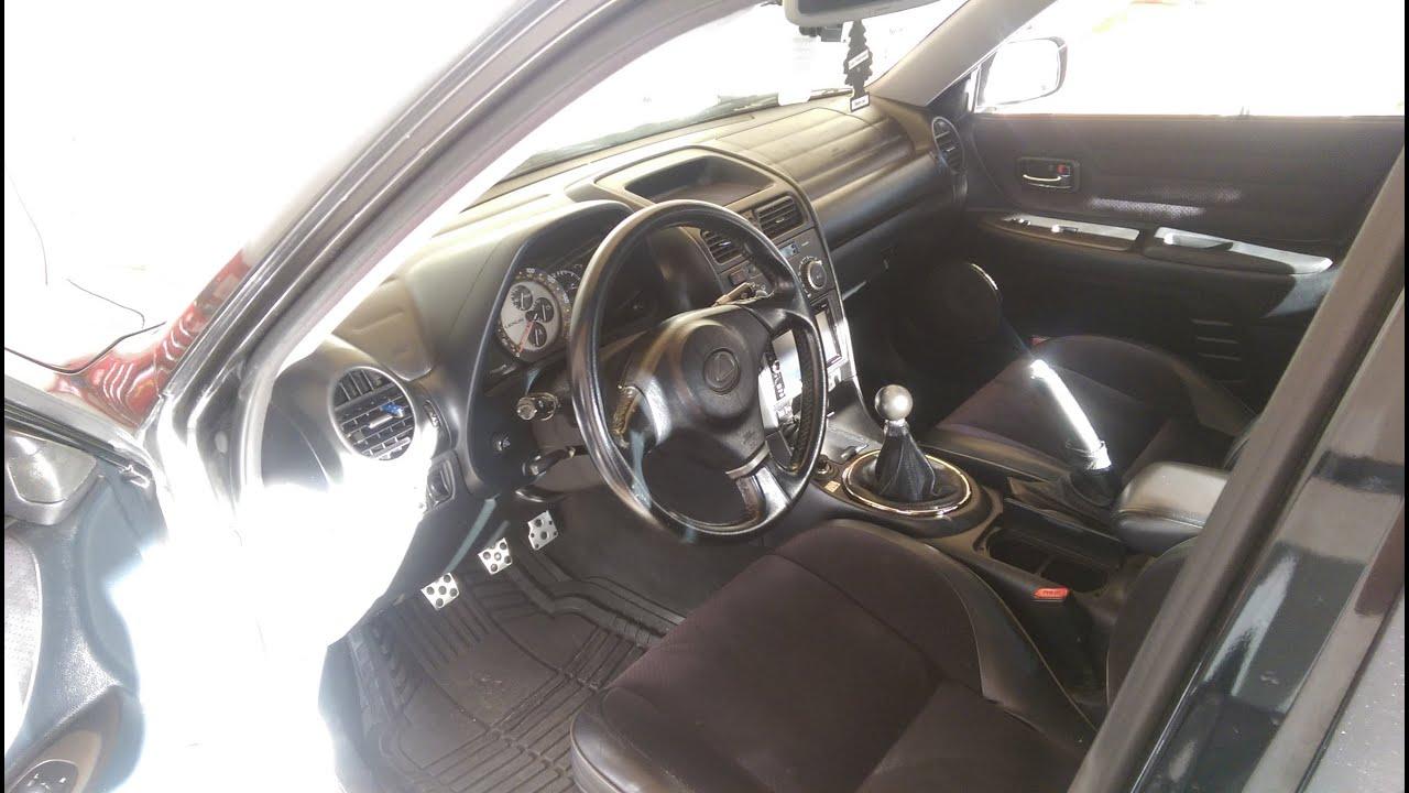 DIY 2002 Lexus IS300 Manual Transmission Fluid Change
