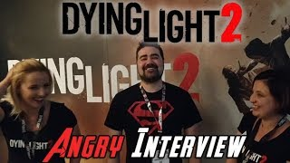 Dying Light 2 - AJ Interview E3 2018! - ZOMBIE GAME!?!
