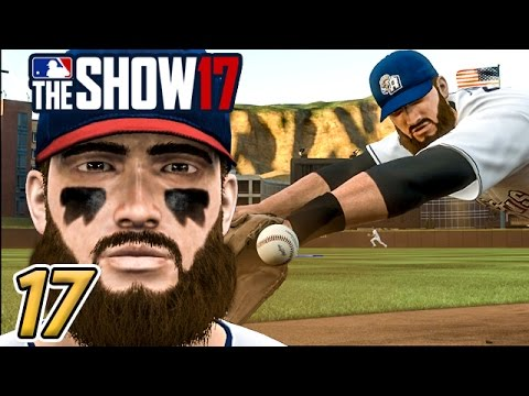 THE QUEST FOR 100 RBIS!  - MLB The Show 17 Road to the Show Ep.17