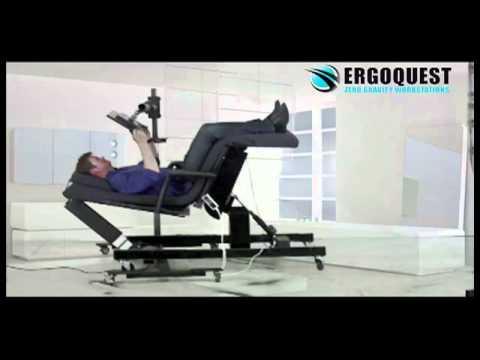 Extreme Zero Gravity Recliner by ErgoQuest - ZGC-5a