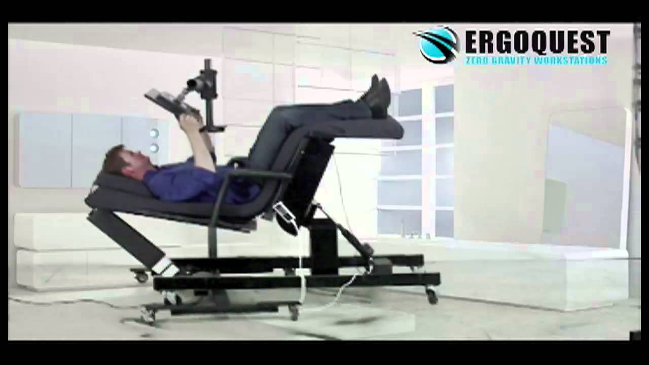 Ergoquest zero gravity chairs and workstations - Extreme Zero Gravity Recliner By Ergoquest Zgc 5a