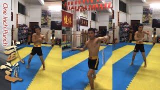 #OneInchPunch  Master Lin Yiwen's Nunchaku Kung Fu #Shorts