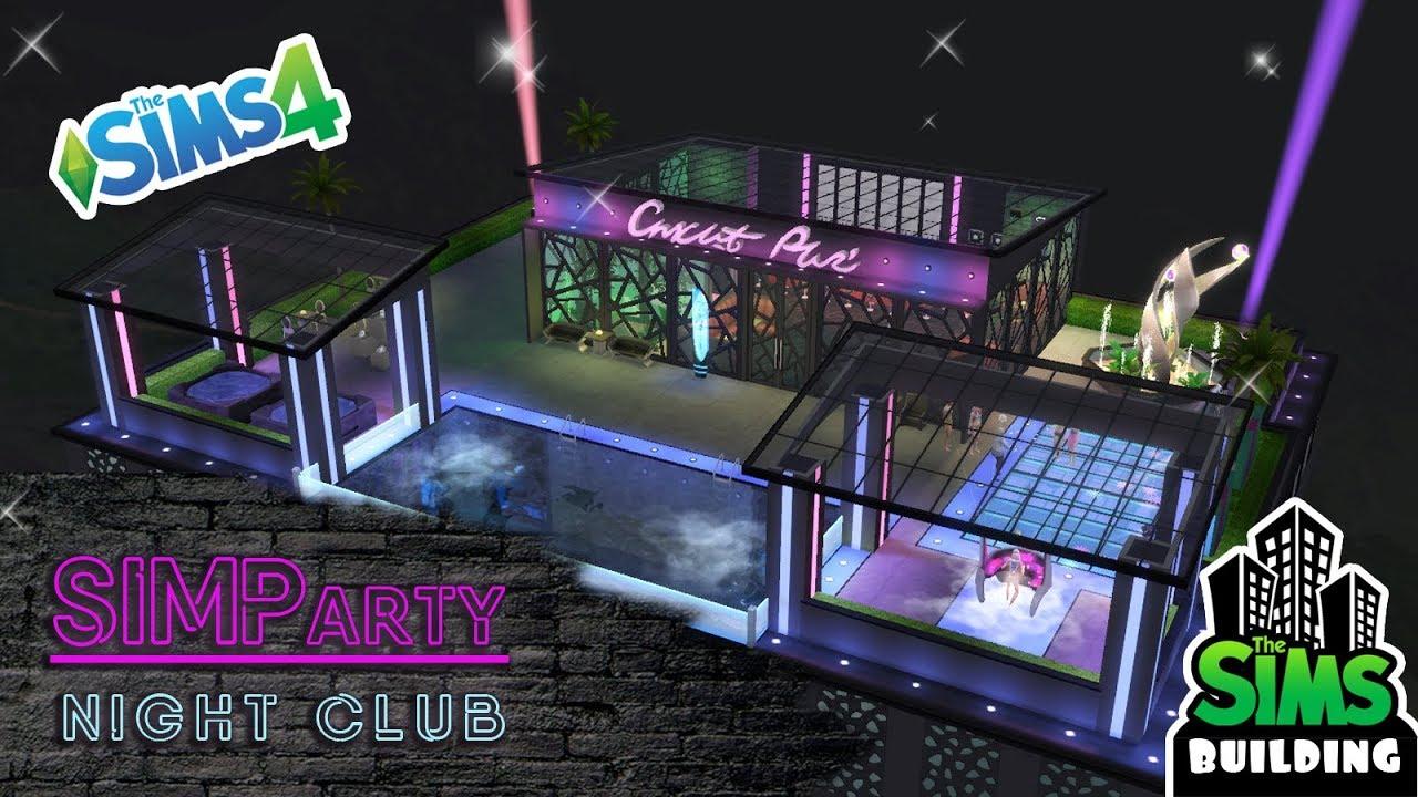 Где ночной клуб в симс видео скрытая камера ночные клубы