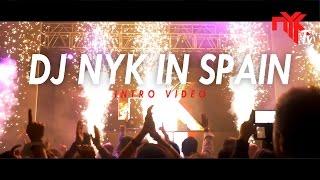 DJ NYK | Electronyk Show Kick Off - Tenerife | Spain