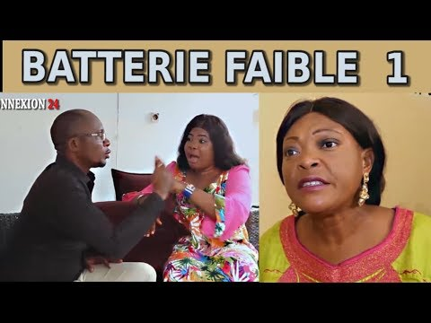 BATTERIE FAIBLE Ep 1 Theatre Congolais Sylla,Darling,Ada,Faché,Barcelon