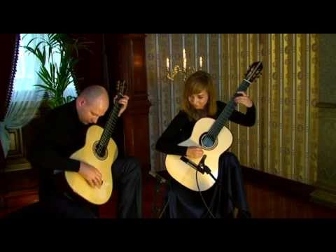 M. de Falla - Danza Ritual del Fuego KUPINSKI GUITAR DUO