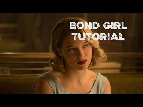 Bond Girl Tutorial   Spectre   Lea Seydoux