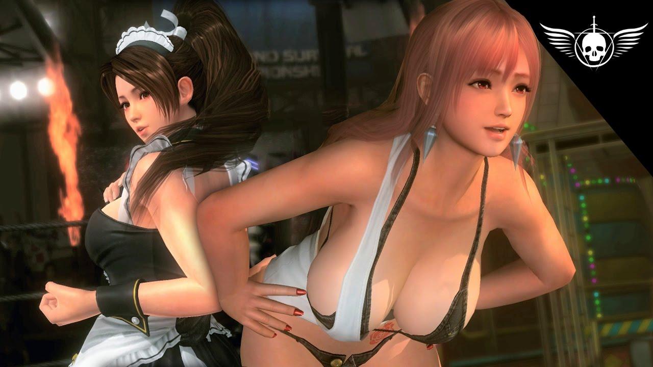Sexy doa girls