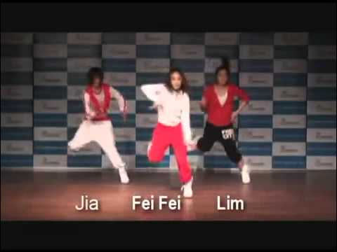 JYP Miss A Jia  Fei Boom Boom Pow Dance=)