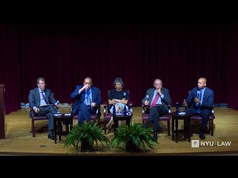 A Conversation on Charlottesville at NYU School of Law