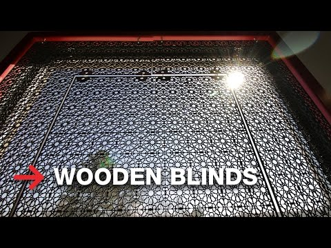 Custom Wood Blinds | Wooden Window Covers | Trotec