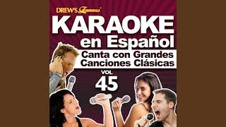 Buscando Tus Besos (Karaoke Version)