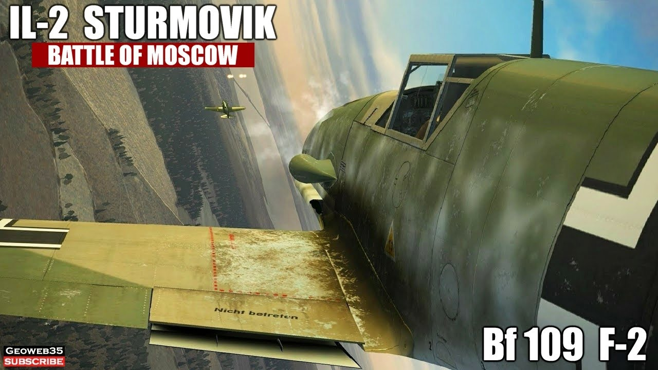 IL-2 Sturmovik Battle of Moscow Ten Days of Autumn: Meeting Committee