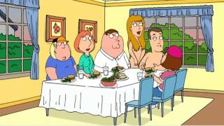 Family Guy   Dinner With Nudists