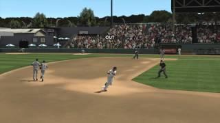 MLB 2K13 Xbox 360 Gameplay