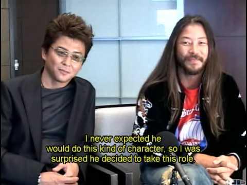 Tokyo Zombie interview with Tadanobu Asano and Sho Aikawa