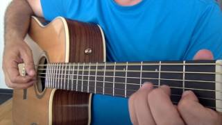 "Fingerstyle "" DONNA DONNA "" Guitar Cover"