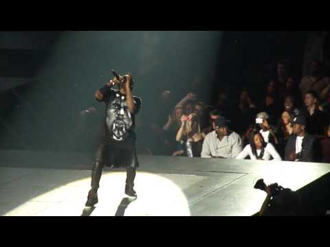 Kanye West - Jesus Walks (Live) Watch The Throne Tour 2011