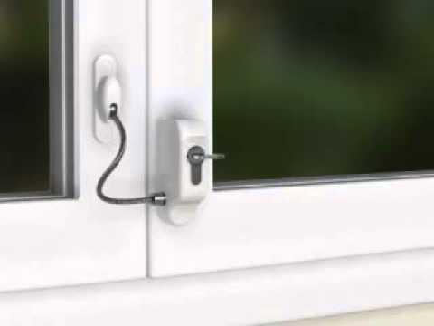 Entrebailleur De Fenêtre à Cable Youtube