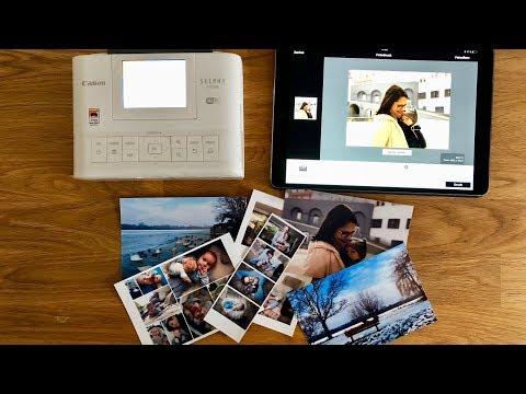 Canon SELPHY CP1300 Fotodrucker - Test & Erfahrungsbericht