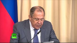 Пресс конференция глав МИД России и Венесуэлы по итогам переговоров