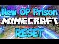 NEW OP PRISON MINECRAFT SERVER RESET (FREE OP GIVEAWAYS) 1.8/1.9/1.12.2/1.13.1 2018 [HD]