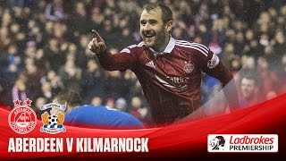 Dons bounce back to hit five past Killie