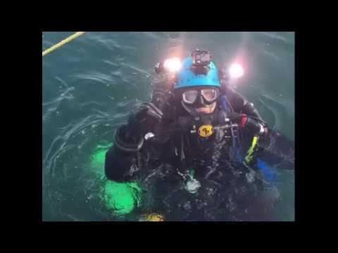 Andrea Doria Dive Expedition 2016