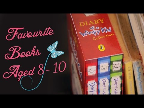 Kathryn - Favourite Books for Kids Ages 8-10