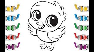 Baby Chick ile Eğitici Çizimler- Çizgi Film izle