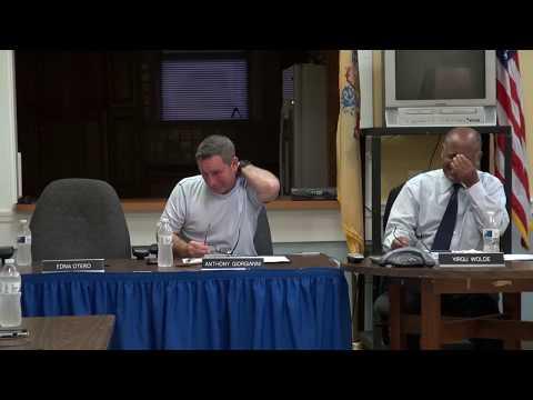 New Brunswick Housing Authority Meeting - 9/27/17
