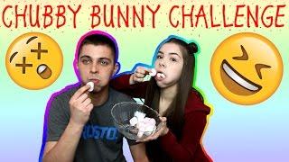 CHUBBY BUNNY CHALLENGE Z MOIM BRATEM! || Kompleksiara Xx
