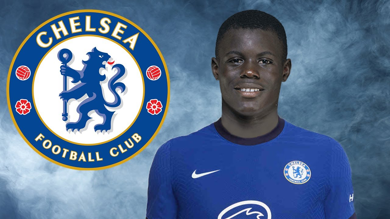 Malang Sarr Welcome To Chelsea 2020 Youtube