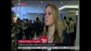 TRT HABER - TÜRKİYE'DEKİ İNTERNET ALIŞVERİŞİ