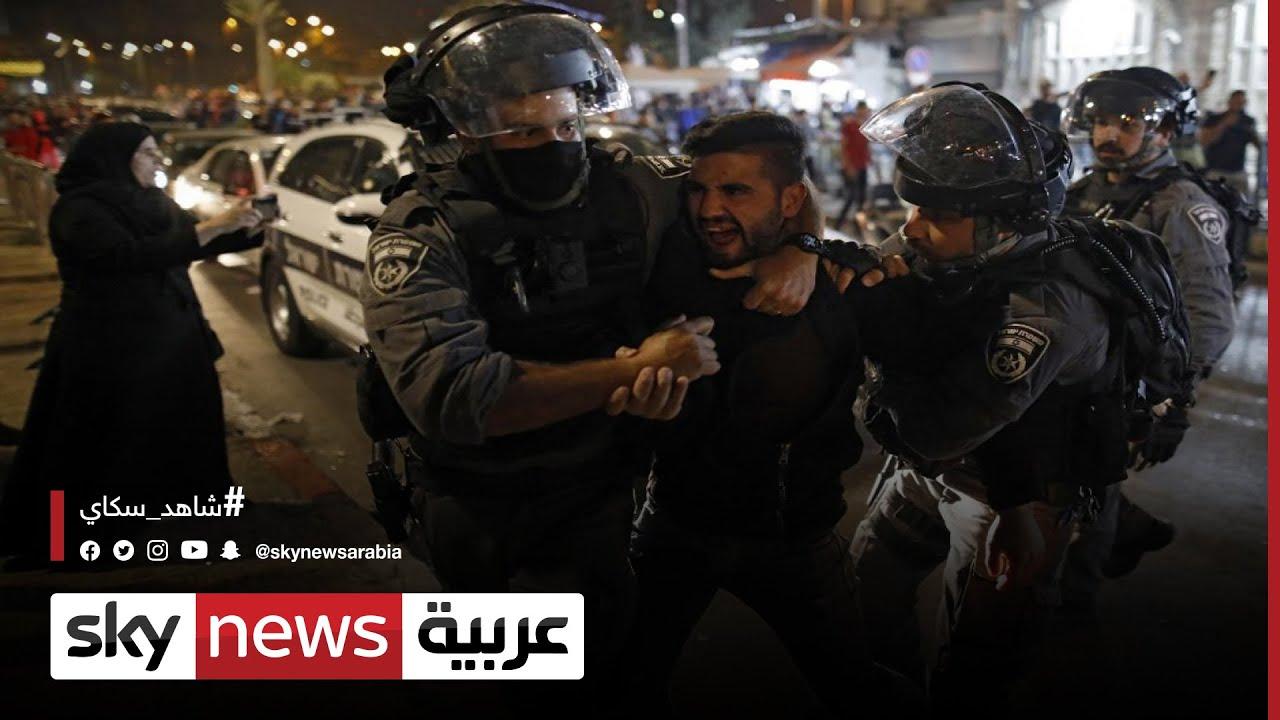 الشرطة الإسرائيلية تعتقل العشرات من فلسطينيي الداخل  - نشر قبل 3 ساعة
