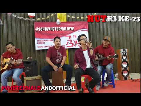 Tanah Airku Indonesia Karya Ibu Sud (cover By Vheternal Band). Acoustic