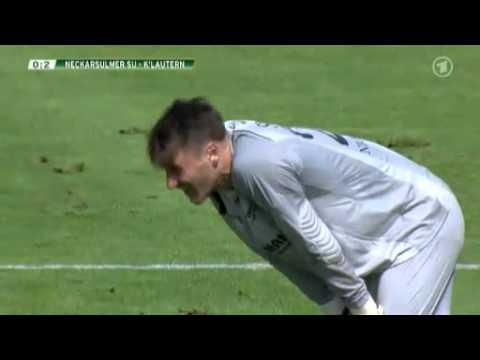 Neckarsulm gegen Kaiserslautern