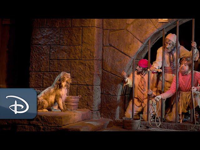 Discover 'Pirates of the Caribbean' Treasured Secrets | Disneyland Resort