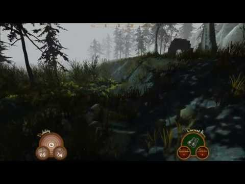 Sir, You Are Being Hunted gameplay trailer introduces the mountain biome