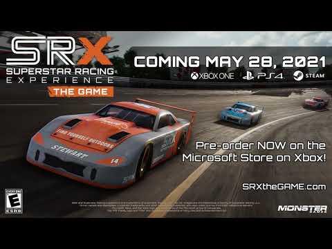 Анонсирована игра SRX: The Game, она выйдет уже на следующей неделе