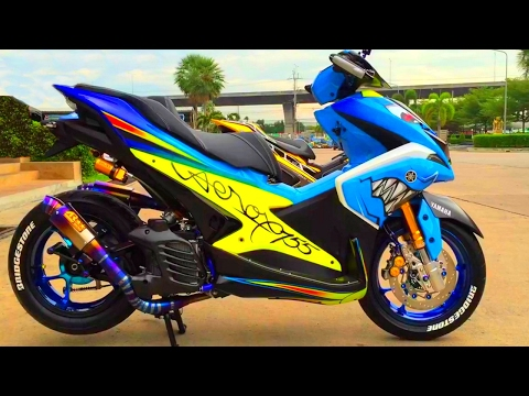 WATCH!! One of kind Aerox 155