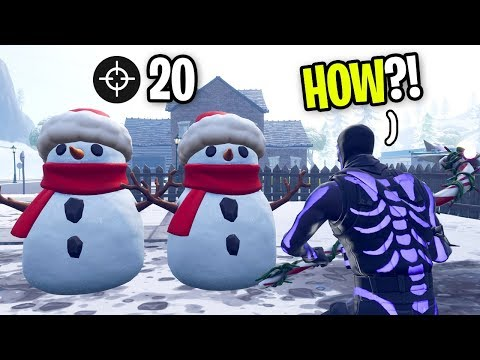 I Got CARRIED By A SNEAKY SNOWMAN SQUAD... (embarrassing)