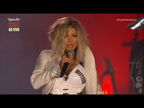 Fergie - Hungry Rock in Rio 2017