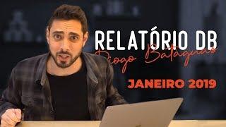 RELATÓRIO DB - JANEIRO 2019