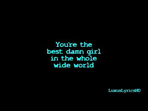 Taio Cruz - Best Girl (Official Lyrics On Screen)[HQ/HD]