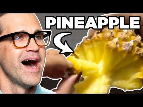 We Try Fruit Peeling (Expectation vs. Reality)