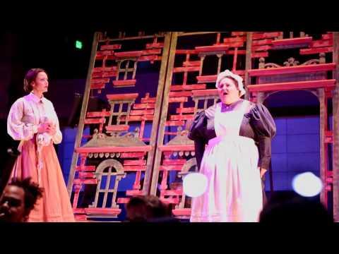 Rehearsal Snapshot: Opera and Musical Theatre